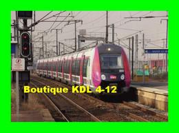 ACACF 494 - Automotrice Z 50217 En Gare - NOISY LE SEC - Seine Saint-Denis - SNCF - Noisy Le Sec
