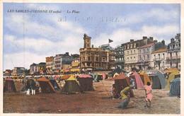 ¤¤   -   LES SABLES D'OLONNE  -  Lot De 3 Cartes Du Port , Plage .....   -  ¤¤ - Sables D'Olonne