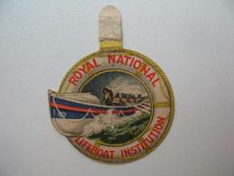 Vignette - Label Stamp - Vignetta Filatelico Aufkleber  Grande Bretagne   Royal National Lifeboat Institution - Other