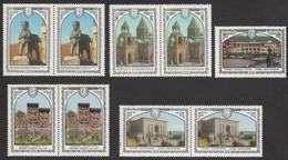 USSR (Russia) - Mi 4768-4771 (pairs) 4772 - Armenian Architecture  - 1978 - MNH - Nuevos