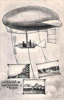 Heist - Heyst - Souvenir De Mon Passage à (Zeppelin Ballon Phototypie L. Collin 1913) - Heist