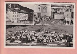 OUDE POSTKAART - ZWITSERLAND -  ALBERGO AIROLO - TI Tessin