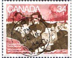 Ref. 130274 * MNH * - CANADA. 1986. 75TH ANNIVERSARY OF THE CANADIAN FORCES POSTAL SERVICE . 75 ANIVERSARIO DEL SERVICI - Unused Stamps