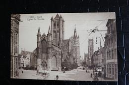 L-286 /  Flandre Orientale  Gent,  Gand - Église St. Nicolas  / - Gent