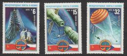 USSR (Russia) - Mi 4704-7406 - Soviet- Czech Space Flight  - 1978 - MNH - Nuevos