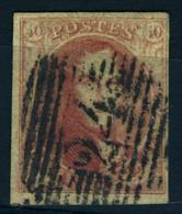 Belgique N°8 - Très Bon état - 1851-1857 Medaglioni (6/8)