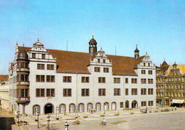 1 AK Germany / Sachsen * Das Rathaus In Der Stadt Torgau - Von 1563 Bis 1578 Im Stil Der Renaissance Erbaut * - Torgau