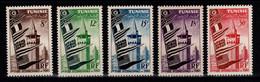 Tunisie - YV 360 à 364 N** Complete Cote 7,50 Euros - Ungebraucht