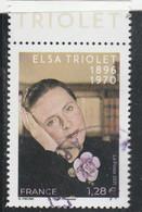 FRANCE 2021 ELSA TRIOLET  OBLITERE - Used Stamps