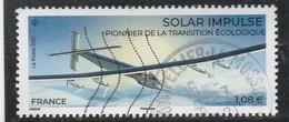 FRANCE 2021 SOLAR IMPULSE OBLITERE - Used Stamps