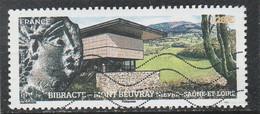 FRANCE 2021 BIBRACTE - MONR BEUVRAY  OBLITERE - Used Stamps