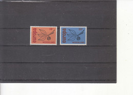 Europa 1965 Pays-Bas - 1965