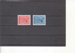 Europa 1965 Norvège - 1965