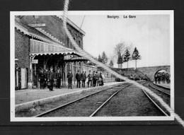 PHOTO BOVIGNY GOUVY LUXEMBOURG STATION GARE REPRO - Gouvy