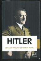 'Hitler De Johann Chapoutot Et Christian Ingrao  , Format Livre De Poche - War 1939-45