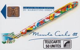 D-54 103255 Grand Prix Europeen Du Marketing Direct Monte Carlo '88 Luxe Mint RR - Privadas