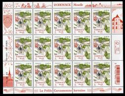 RODEMACK - Moselle - Fogli Completi