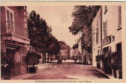 D38  VIRIEU SUR BOURBRE  La Place - Virieu