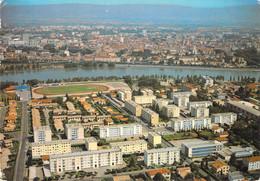 07 - Granges Les Valence - La Ville, Le Rhône Et Valence - Vue Aérienne - Sonstige Gemeinden