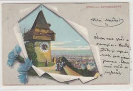 Graz , 1900,  Collage - Graz