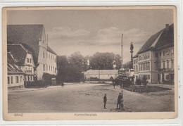 Graz ,  Karmeliter-Platz - Graz