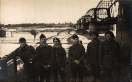 N°13720 Z -carte Photo -chasseurs Alpins- - Regiments