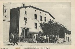 Grimaucourt  Place De L'Eglise - Sonstige Gemeinden