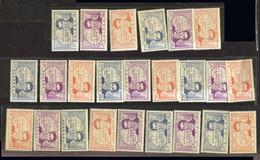 Colonies Françaises - Gdes Séries - Centenaire De René Caillé  - Série Complète * - 1939 Centenaire De René Caillé