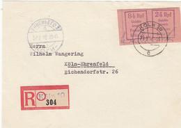 Deutschland Besetzung Koln R Vignet 1946 - Zona AAS