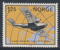 Norway Norge Norwegen 1979 Mi 799 YT 761 ** Dornier Do-J Wal Flying Boat N-25 - Amaundse + Ellsworth, 1925 - Voli Polari
