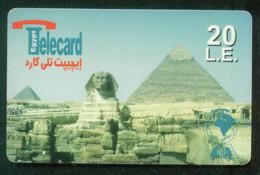 EGYPT / SPHINX / PYRAMIDS - Cultura