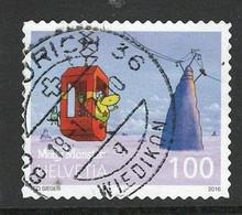 Zwitserland 2016, Mi 2436 Gestempeld - Used Stamps