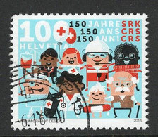 Zwitserland 2016, Mi 2439 Gestempeld - Used Stamps