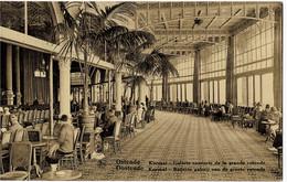 Ostende Le Kursaal Circulée En 1933 - Oostende