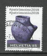 Zwitserland 2018, Mi 2536   Gestempeld - Used Stamps