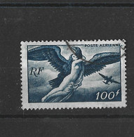 1946/47 - Poste Aérienne France - N°18 Yvert Et Tellier Oblitéré - 1927-1959 Used