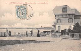 50-SAINT PAIR-N°T5015-C/0083 - Saint Pair Sur Mer