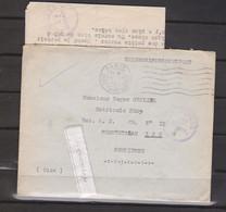 MARCOPHILIE - 60 - COMPIEGNE 1942, FRONTSTALAG 122 Courrier Adres Au Camp Allemand De Royallieu, Oblitér, MILITARIA - Oorlog 1939-45