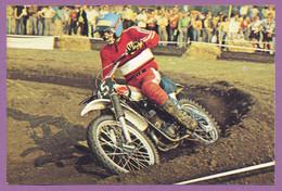 MOTOCROSS - Hakan Andersson Yamaha 250 - Champion National De Suède 1977 à 1979 - Motociclismo