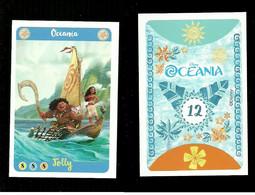 Figurina Vegè 2016 - Oceania N. 12 - Disney