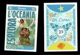 Figurina Vegè 2016 - Oceania N. 27 - Disney