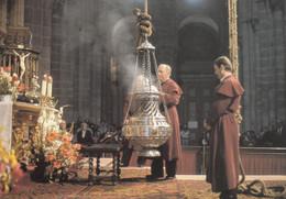 Postcard Santiago De Compostela Cathedral My Ref B24966 - Santiago De Compostela