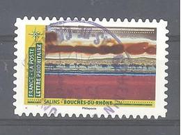 France Autoadhésif Oblitéré N°1944 (Mosaïque De Paysages - Salins Bouches Du Rhône) (cachet Rond) - 2010-.. Matasellados