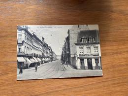 """Elsene - Ixelles Bruxelles  - RUE MALIBRAN - """"PATISSERIE MODERNE H. DESSART"""" - """"CAFE A L'ANCIEN COQ Tourne"""" 1922 - Ixelles - Elsene"""