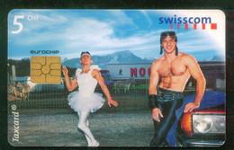 SWITZERLAND / PHONE CARDS - Telefoni