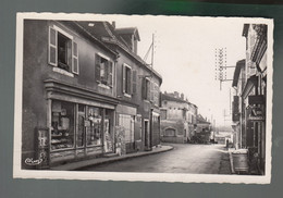 CP - 87 - Chalus - Rue Nationale - Chalus