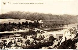 YVOIR - La Meuse Vue Des Rochers De Warenne Et De Champalle - Yvoir