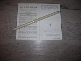 Albert Lacour (Poperinge 1908 - Poperinge 1964);Verhaeghe;Delboo;Mouret - Santini