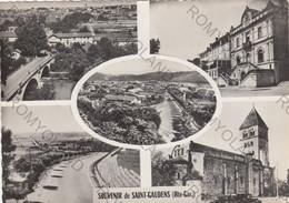 CARTOLINA  SOUVENIR DE SAINT-GAUDENS,HAUTE GARONNE,FRANCIA,,NON VIAGGIATA - Saint Gaudens