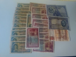 .-BILLETES DE ESPAÑA.- - Lots & Kiloware - Banknotes